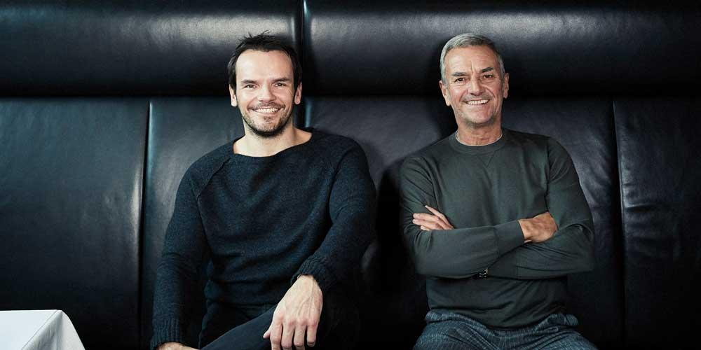 Steffen Henssler 3 Frauen 3 Kinder So Lebt Der Tv Koch Privat Intouch